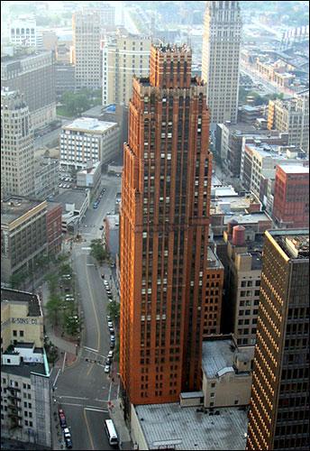 Detroit Skyscrapers - David Stott Building